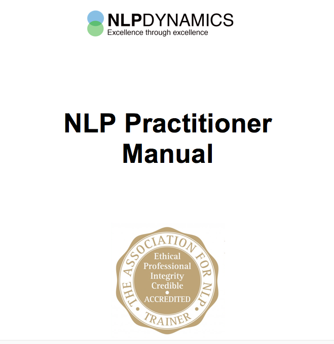 The NLP Practitioner Written Paper